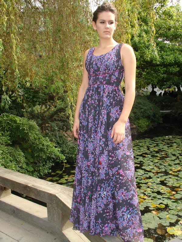 Blueberry Fields Special Occasion Dress