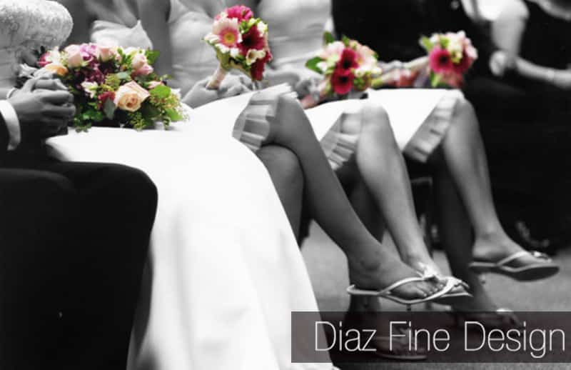 Diaz Fine Design Bridesmaid Dresses