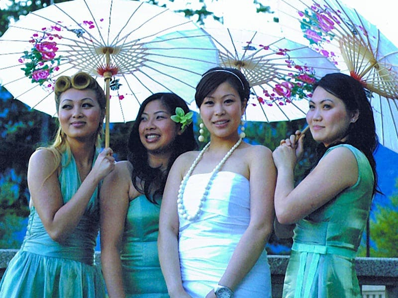Seafoam Green Bridesmaid Dresses